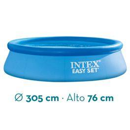 Set piscina 305x76 con depuradora 1250 l/h