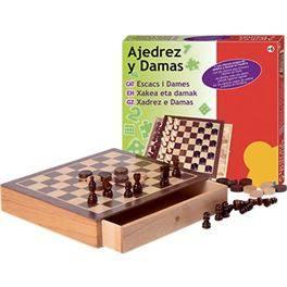 Escacs i dames