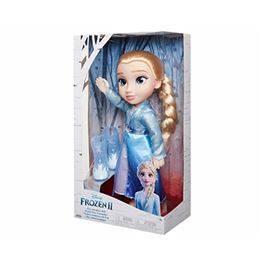 Frozen 2 Elsa vestit de viatge 35 cm