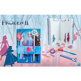 Diari amb accessoris Frozen 2