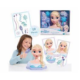 Disney Elsa bust deluxe
