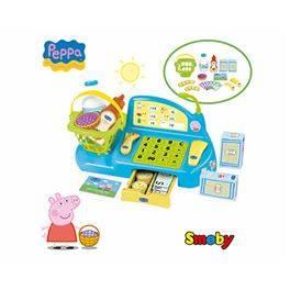 Caixa registradora Peppa Pig