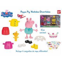 Vestits divertits Peppa Pig