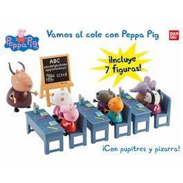 Anem a l'escola amb Peppa Pig!