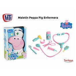 Maletí infermera Peppa Pig