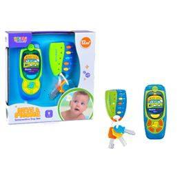 Telèfon i claus infantils (9,86 € amb Targeta Client)