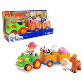 Tractor musical amb figures (31,46 € amb Targeta Client)