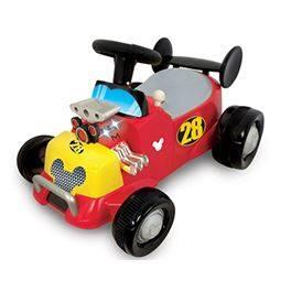 Correpassadissos Mickey Roadster amb llum i so