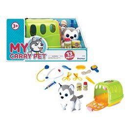 Maletí transportador mascota amb accessoris (22,46 € amb Targeta Client)