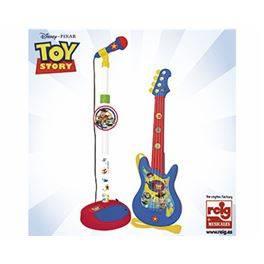 Micro i Guitarra Toy Story