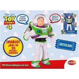 Buzz Lightyear amb veu, Toy Story
