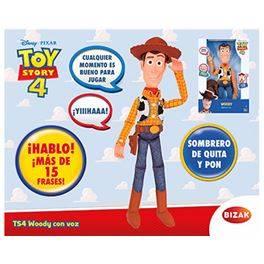 Woody amb veu, Toy Story