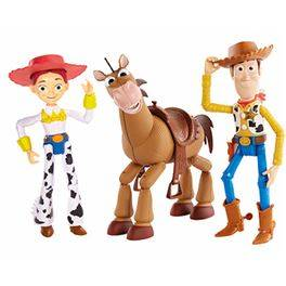 Toy Story Pack 3 personatges