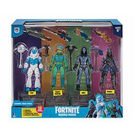 Fortnite -4 Fig pack S2 (Squad Mode Core figure)
