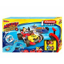 Mickey and the Roadster Racers 2,4 m