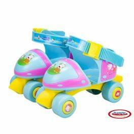 Patines 4 ruedas caja Peppa Pig