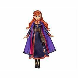 Frozen 2 Muñeca cantarina Anna