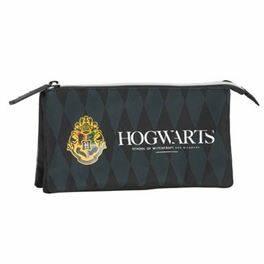 Portatot triple Harry Potter Howarts