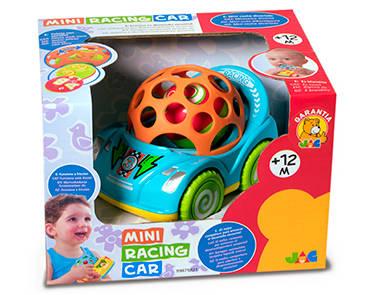 Mini racing car infantil 12 meses