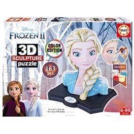 3D Puzzle Frozen 2