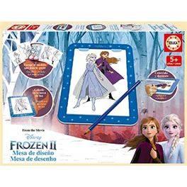 Taula disseny Frozen 2