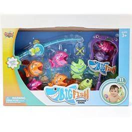 Joc de pesca infantil 11 peces