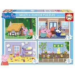 Multi 4 Junior Peppa Pig 20-40-60-80