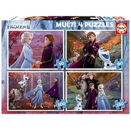 Multi 4 Frozen 2 50-80-100-150