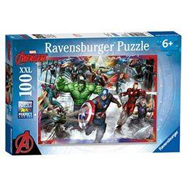 100 XXL Avengers