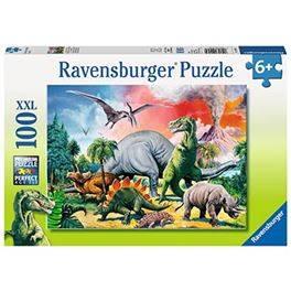 100 XXL Dinosaurios