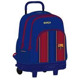 Motxilla amb rodes compact extraïble, FC Barcelona 20/21