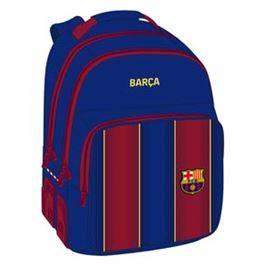 Motxilla doble amb cantoneres, FC Barcelona 20/21 (amb carret)