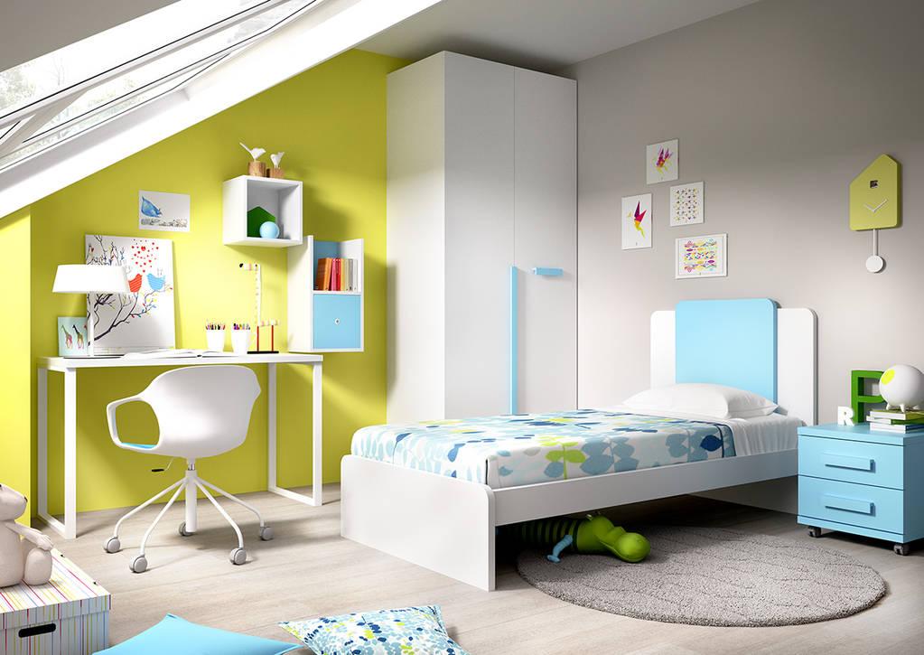 Dormitori d'1 llit