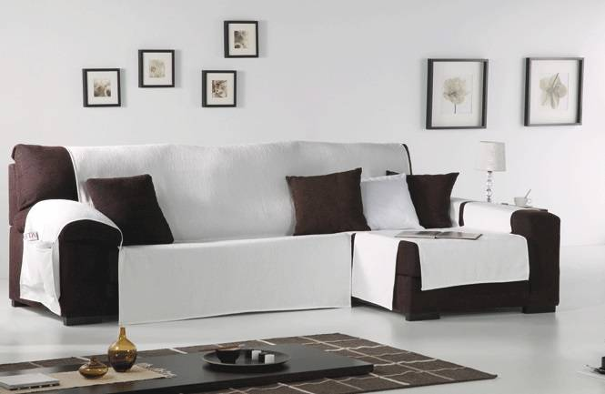 Funda sofà i chaise-longue
