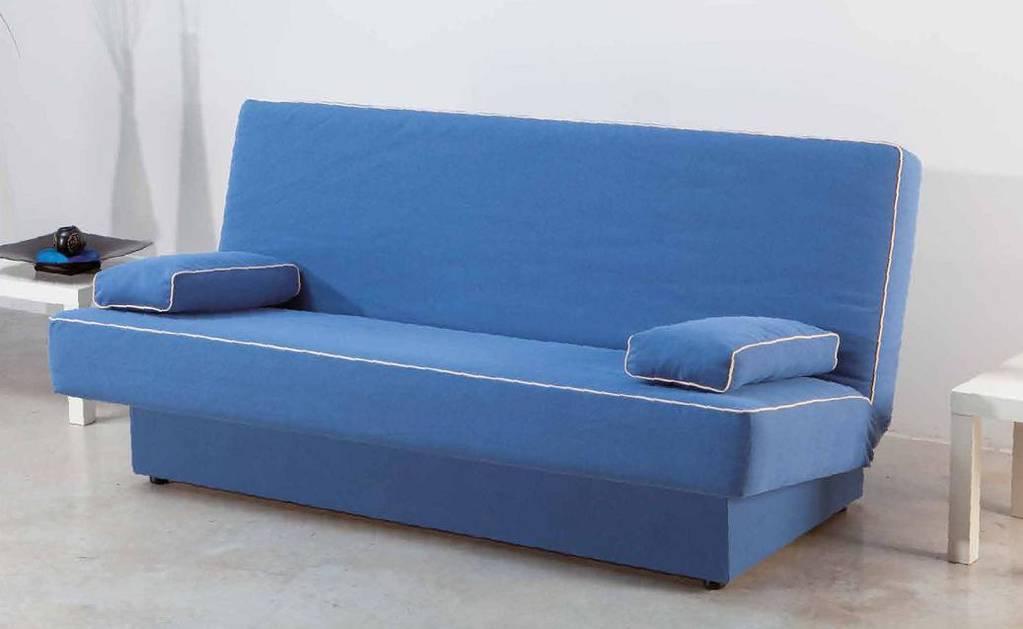 Sofá cama libro