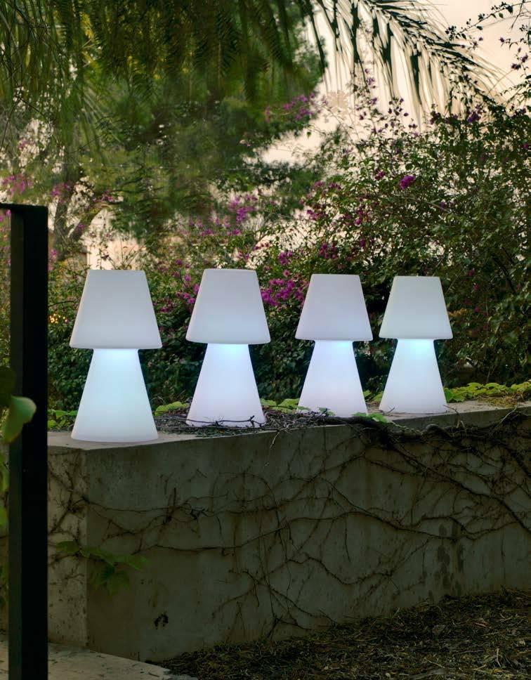 Lámpara interior - exterior