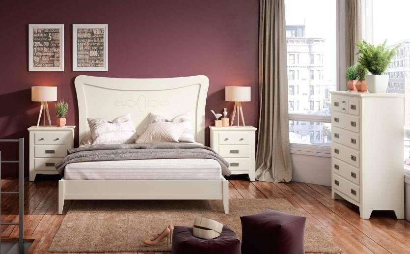 Dormitori vintage