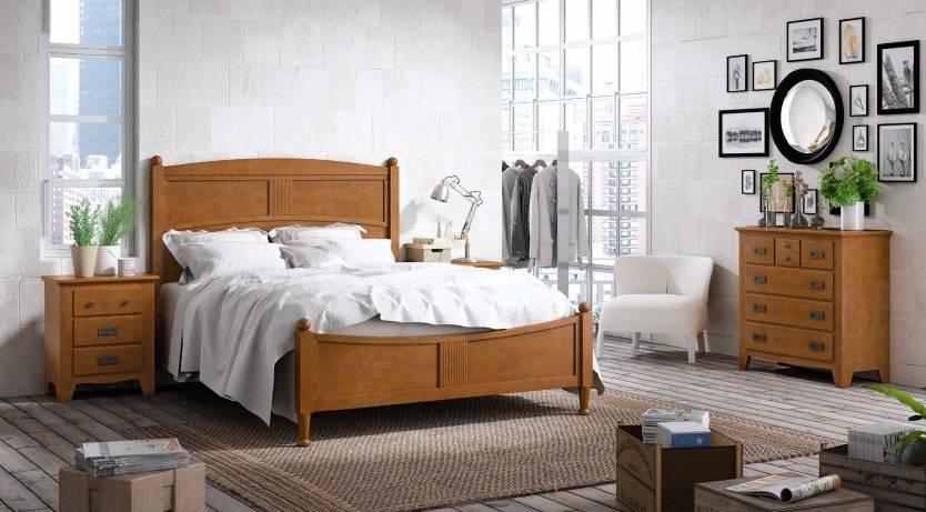 Dormitori rústic