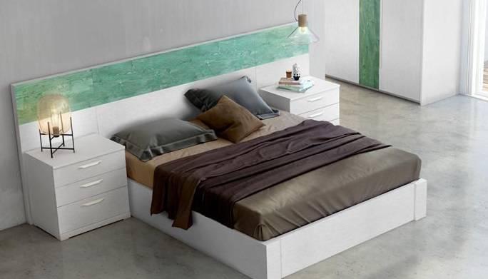Dormitori amb canapè elevable