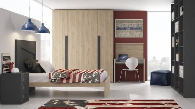 Dormitorio senior