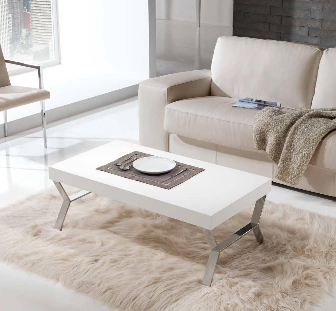Mesa De Centro Elevable De Alta Calidad # Muebles Salvany Teixido