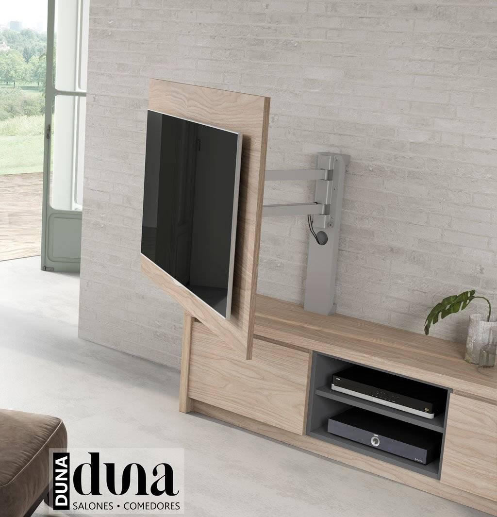 Mueble Tv # Muebles Giratorios Para Tv