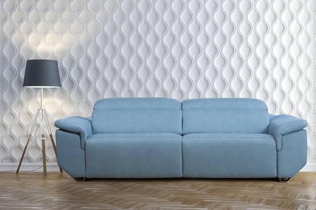 Sofà amb relax automàtic