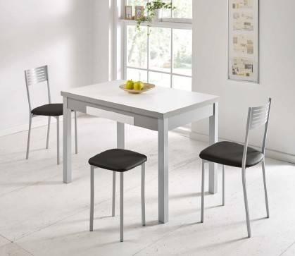 Cadira metàl·lica
