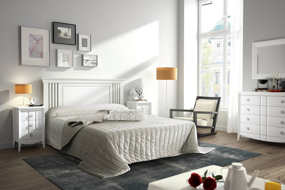 Conjuto dormitorio