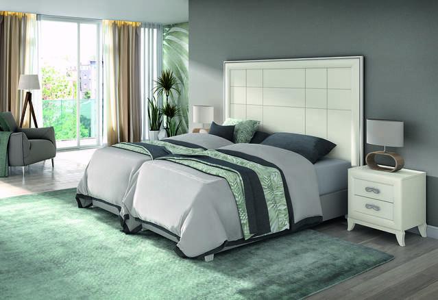 Dormitori amb 2 llits de 90