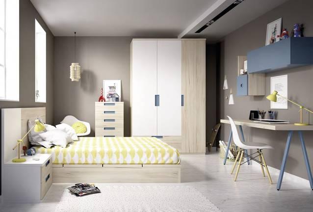 Dormitori sènior amb llit tatami