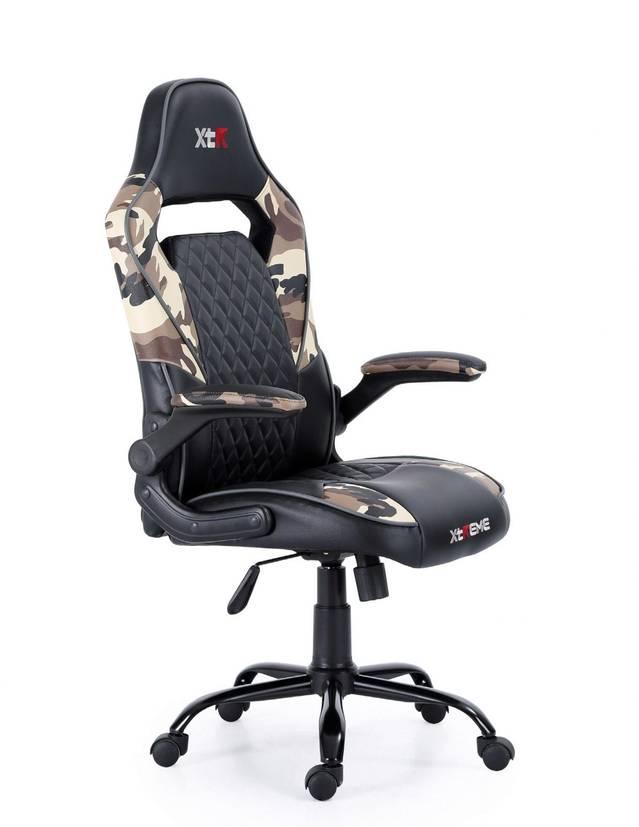 Cadira Gamer camuflatge