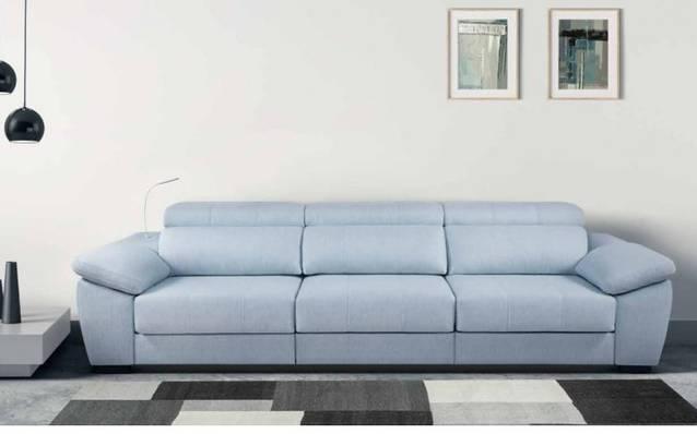 Sofà amb seients extensibles de GRAN OBERTURA