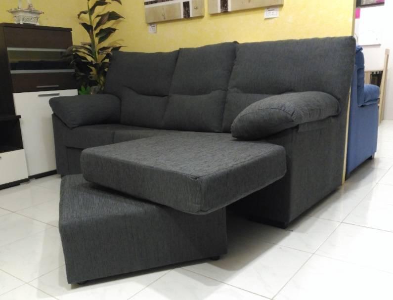 Sof con chaise longue reversible - Sofa con chaise ...
